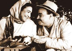 Scene from `Ulduz` (1964)