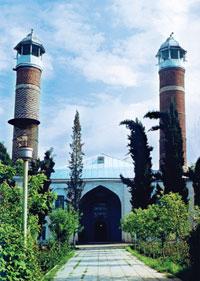 Agdam. Juma Mosque (1870)