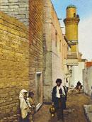 Baku's Inner world - Icheri Sheher