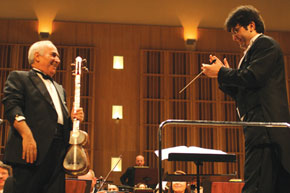 Ramiz and Ayyub Quliyev: the son conducts the father