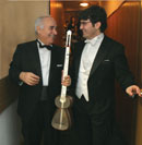Ramiz and Ayyub Quliyev: A Unique Musical Duo