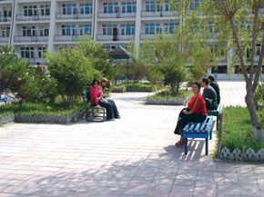 Heydar Aliyev Park, Oil Rocks