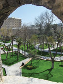 The Philharmonia park: Baku's Green Oasis