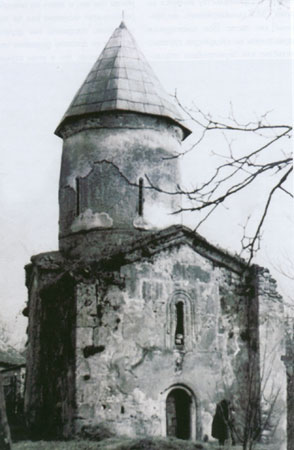KISH CHURCH one of the oldest churches in the Caucasus - Culture