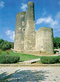 Maiden Towere