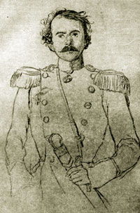 Portrait of Abbas Gulu aga Bakikhanov by Gagarin