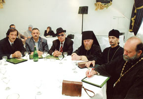 A conference on religious affairs