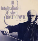 Third International Rostropovich Festival
