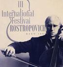 Baku Hosts Third International Rostropovich Festival