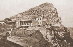 Shusha Castle (Photo taken from Fuyuzat magazine №4/1)