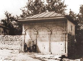 Shusha spring. End of 19th century
