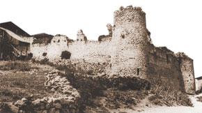 Garabul Khanim´s castle. 18th century. Shusha
