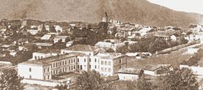A view of Shusha City