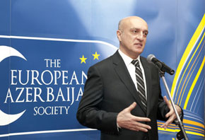 Ambassador Gurbanov commented that the Khojaly remembrance events in London were 'unique' and 'moving'