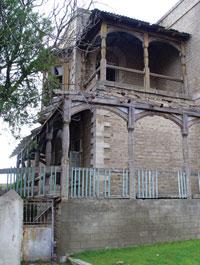 The Old Villa Petrolea Building