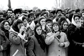 Funeral ceremony for the victims of 20 January
