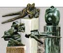 The Khojaly Massacre  in Azerbaijani Art: Sculpture