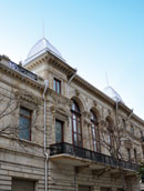The National Museum of Azerbaijani History at 90