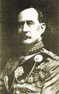 Major-General L.C.Dunsterville. 1865 - 1946, commander 'Dunsterforce' North Persia and Azerbaijan, January-September 1918