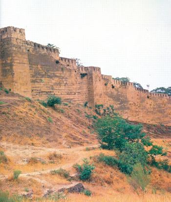 Nagirgala citadel, V-VI centuries, Derbent