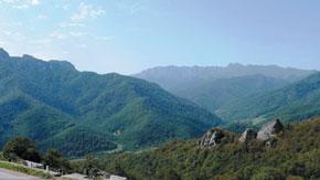 Zangezur mountainous