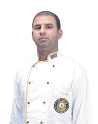 Ilkin, top Azerbaijan chef