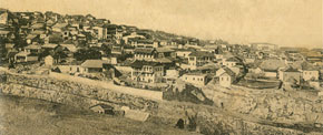 View of Shusha, late 19th century