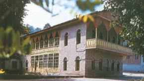 Karabakh Khan´s Place, 19th century