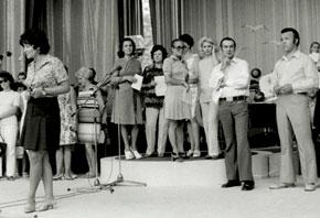 A Festival in Yalta, Ukraine, 1972