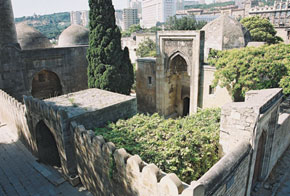 The Place of the Shirvanshahs´ today