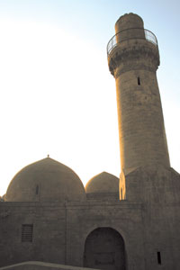 Palace mosque