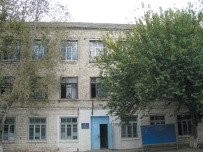 School No 90 named after Sorge in Yeni Ramana, Baku