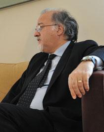 Pascal Meunier, French ambassador to Azerbaijan