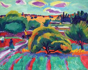 Tofi g Javadov: Summer View