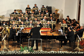 Dmitriy Yablonsky conducts Farhad Badalbeyli and Murad Adigozelov