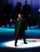 Flamenco King Dances in Baku