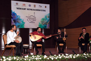 Voice of Anatolia, Turkey: Misirli Ahmet, Ismayil Altunsaray, Jafer Nazlibash and Murat Berber