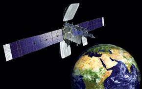 Orbiting Earth: ESA / CNES / Arianespace / Optique
