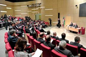 Conference on Franco-German Reconciliation, Baku