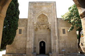 From the Shirvanshahs' Palace Complex