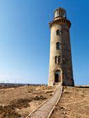 Lighting the Caspian Sea Lanes