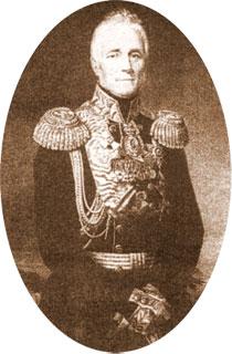 Prince Mikhail Vorontsov (1782 – 1856)