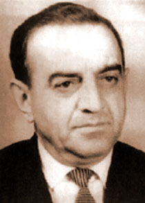 Eyub Taghiyev (1912 – 1967)