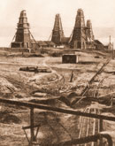 A BRIEF HISTORY OF OIL AND GAS WELL DRILLING