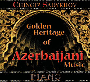 One of Chingiz Sadykhov´s albums