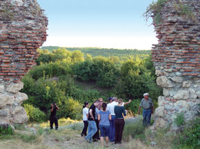 At the gates of Old Qabala – a guided tour by chief archaeologist Ilyas Babayev