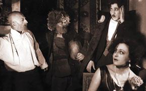"""Scenes from the film """"Sevil"""", 1970"""