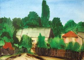 'Nabran', watercolour