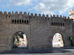The Double Fortress Gate