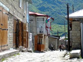 Lahij village, Ismailli district